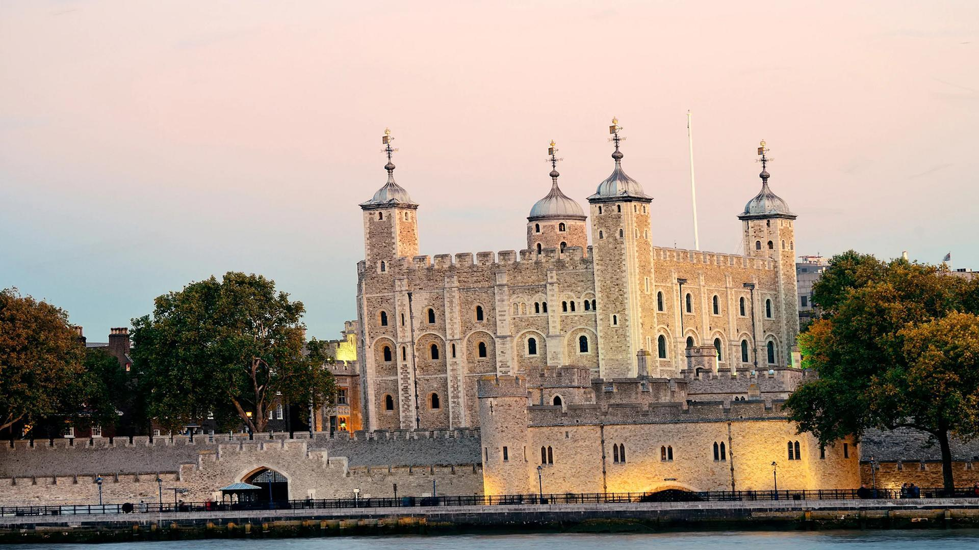 The Forgotten Story Of The Tower Of London